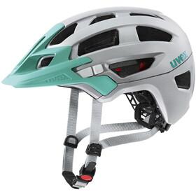 UVEX Finale 2.0 Helmet silver mint mat